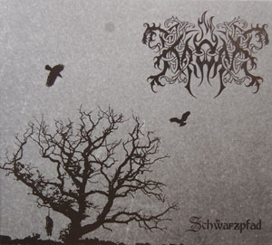 SCHWARZPFAD digipack is released by PURITY THROUGH FIRE